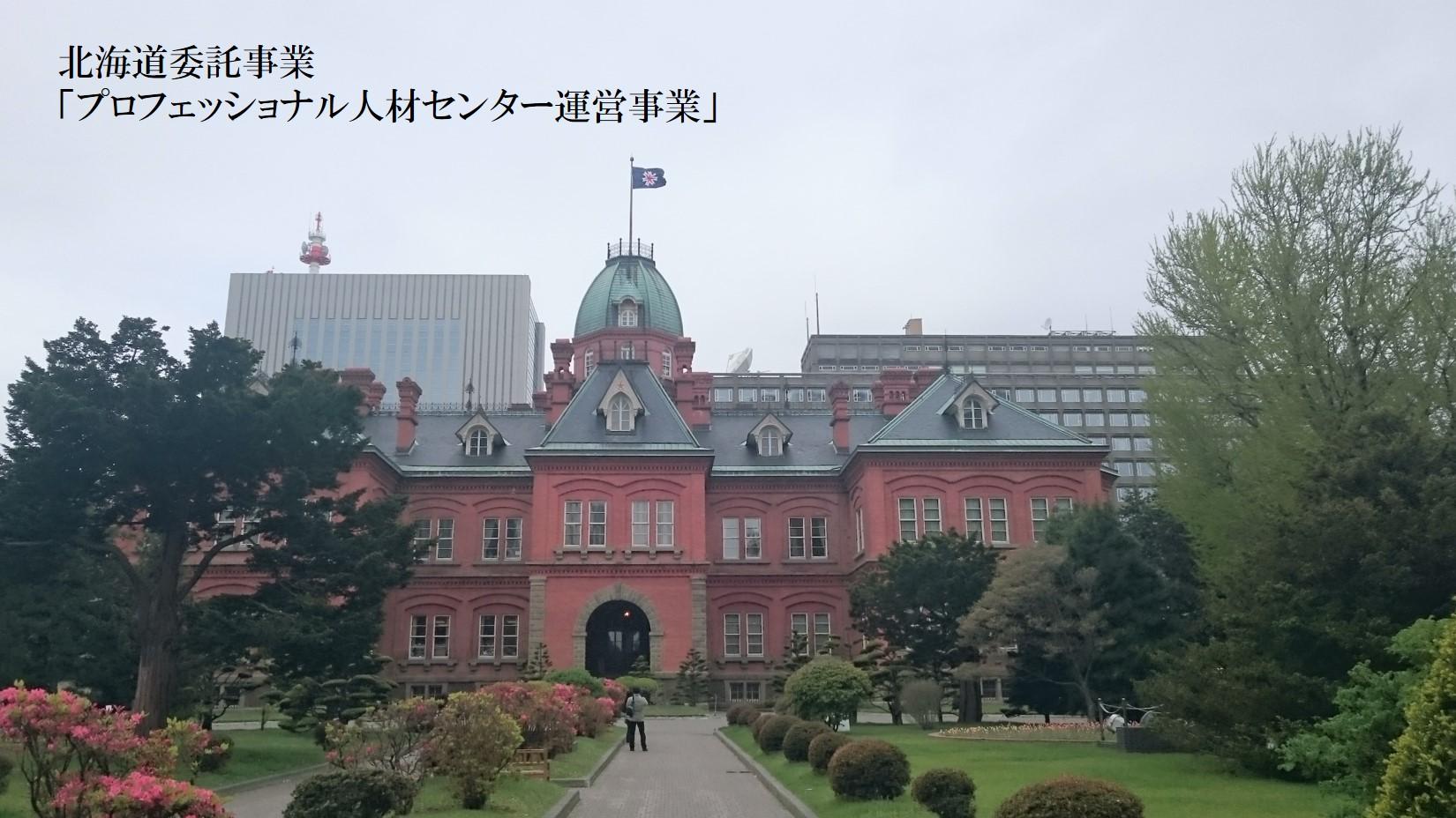 北海道の企業の成長・発展を担うプロフェッショナル人材。